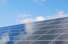 ソーラー発電は寿命が長く維持管理が簡単